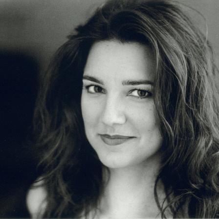 Mezzo soprano Alexis Wesley