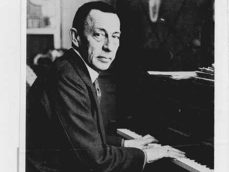 April 1st is Rachmaninov Birthday