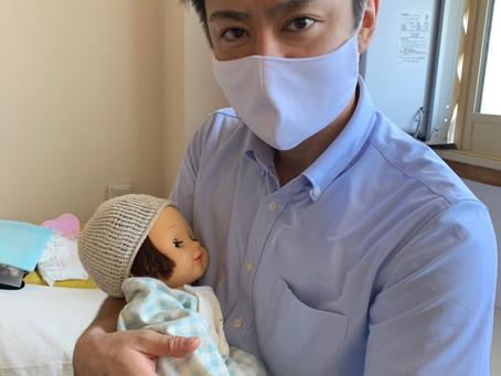赤ちゃん教室行ってきました!!