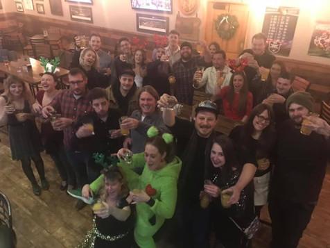 Employee Xmas party 2019