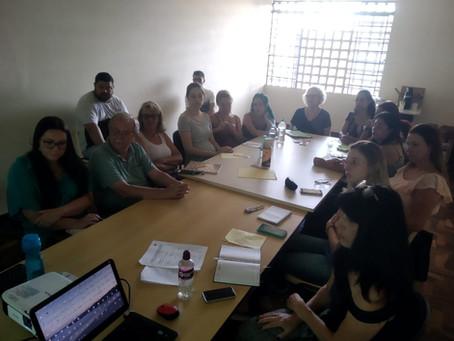 """Treinamento """"Museu para Todos!"""" é realizado para profissionais do setor da Cultura em Campo Largo"""