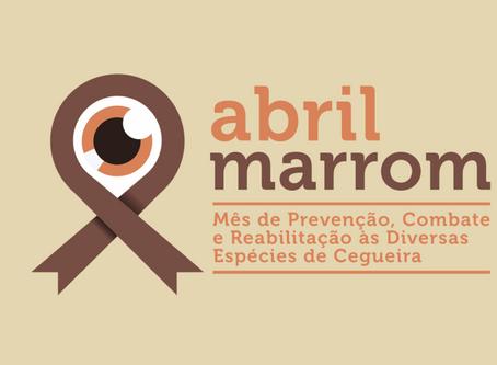 Você sabe o que é Abril Marrom?