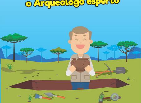 Arqueologia para o Ensino Infantil!