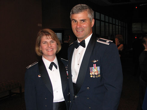Kelly and JJ Mess Dress.JPG