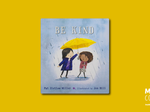 #MeBookoftheMonth October 2018 - Be Kind by Pat Zietlow Miller