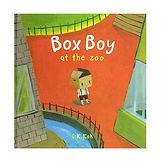 Box Boy at the zoo