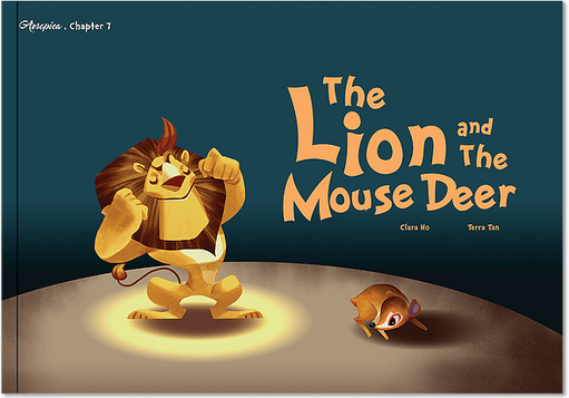 The Lion and The mouse Deer.png