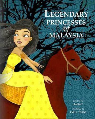 Me Books, Legendary Princess of Malaysia, Raman, Emila Yusof, Children's Books