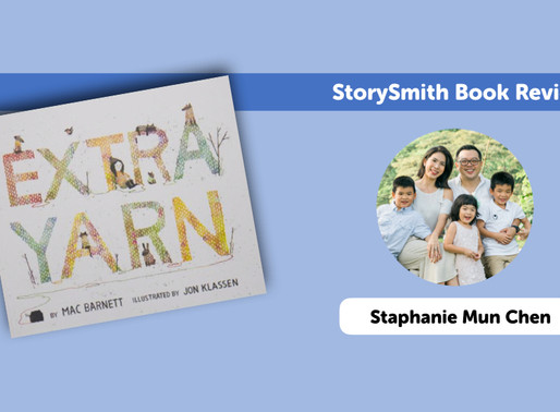 Fight off the urge of greed and more in Extra Yarn with StorySmith Staphanie Mun Chen