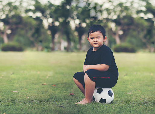 4 Ways Football Can Benefit Your Child's Mind