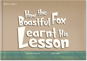 How the Boastful Fox Learnt His Lesson Aesopica Children's Book