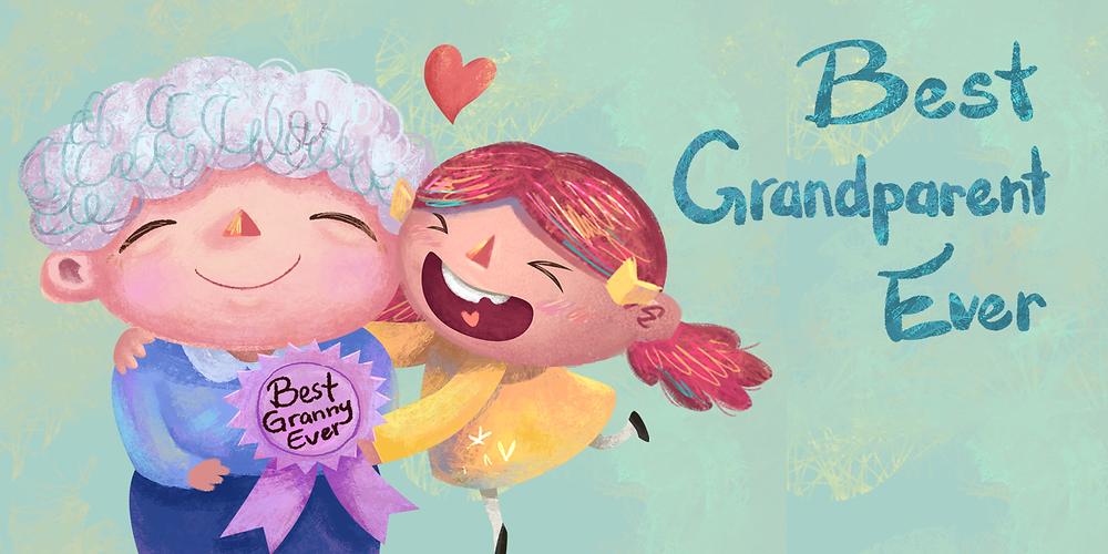 Grandparents month appreciation month