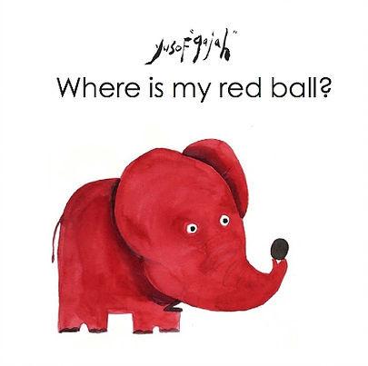 Me Books, Where is my red ball?, Yusof Gajah, Children's Books