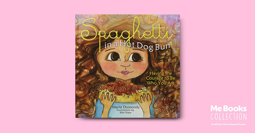 Me Books: Book Review of Spaghetti in a Hot Dog Bun:Having the Courage to Be Who You Are