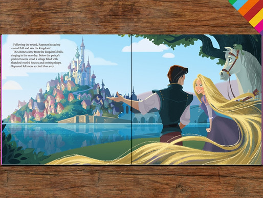Disney titles added to Me Books in global licensing deal
