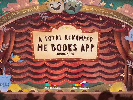An All New Me Books App