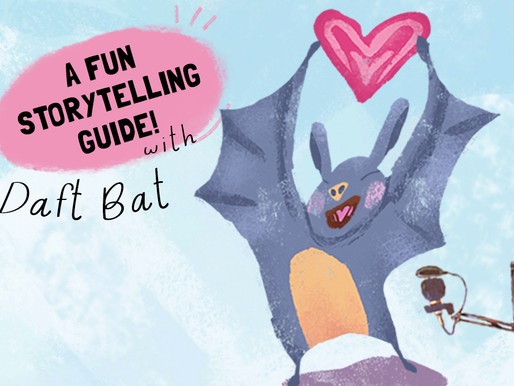 9 Animal-Themed Activities with 'Daft Bat' by Jeanne Willis and Tony Ross
