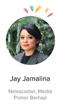 Jay Jamalina, Voice-over Artist for Me B