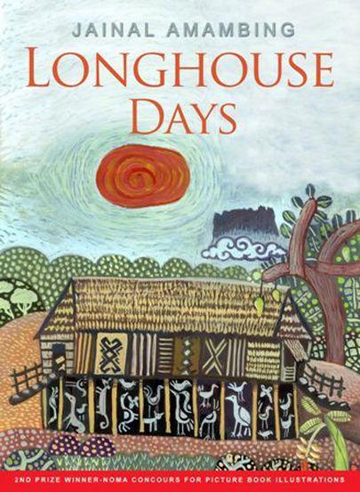Me Books, Jainal Amambing, Longhouse Days, Children's Book