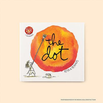 Me Books, The Dot, Peter H. Reynolds, Children's Books