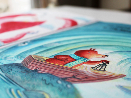 Bear With Me - 30 illustrators, 1 incredible project
