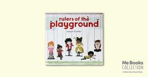 Me Books, rules of the playground, Joseph Kuefler, Children's Books, Storytelling,  Kids, School