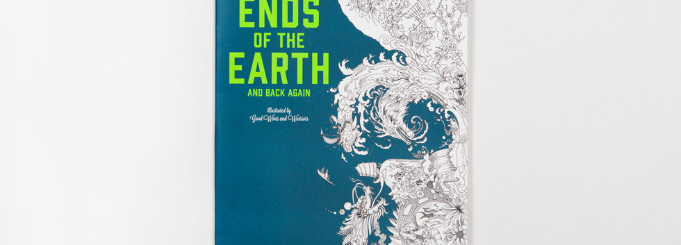 Laurence King - To The End of Earth and