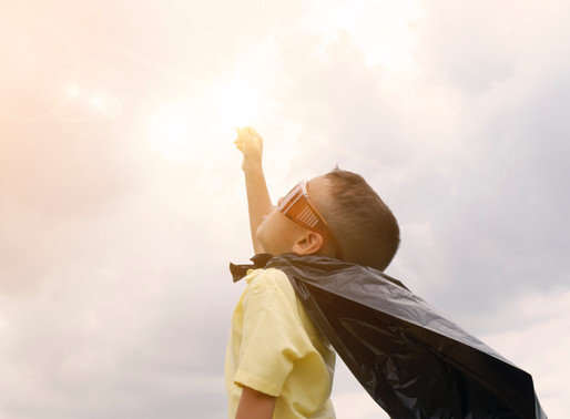 Why do Kids need Superheroes in their Childhood?