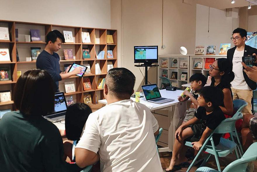 Me Books, Downhall, Event, Johor, Storytelling, Digital, Family Event