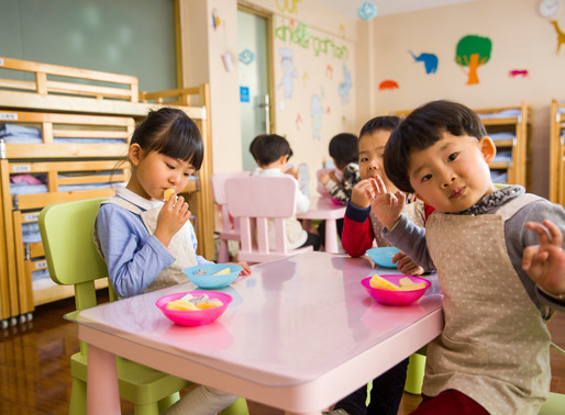 A Guide to Understanding Your Child's Nutrition Milestones