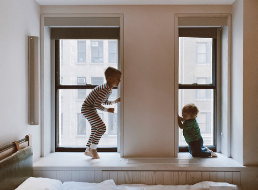 Cabin Fever Cures for Young Families