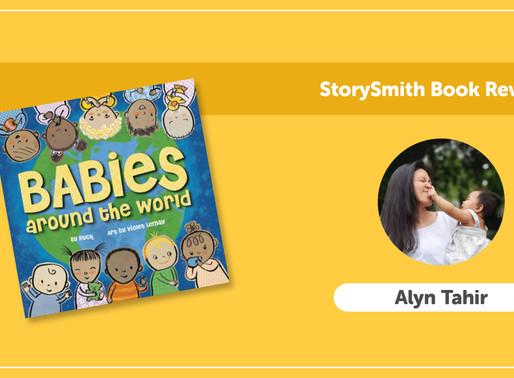 Discover Babies Around The World with StorySmith Alyn!