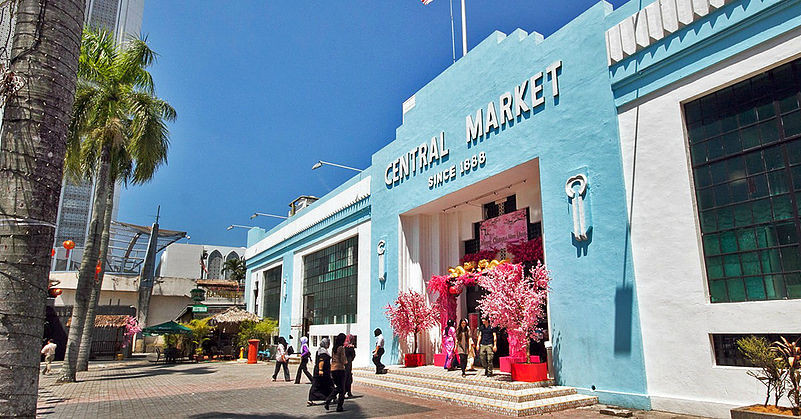 Me Books: Discover the Malaysian cultures with your family at Central Market, Kuala Lumpur