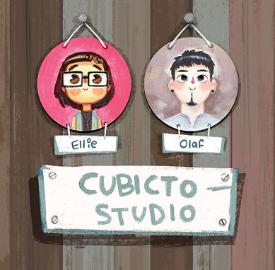 Cubicto Studio by Ellie Yong & Olaf Yen