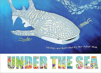 Me Books,  Nor Azhar Ishak, Under the Sea, Children's Books,