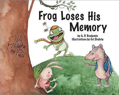Me Books, Frog Loses His Memory, A. H. Benjamin, Evi Shelvia, Children's Books, Storytelling