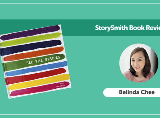 Book Review with StorySmith Belinda Chee: See The Stripes by Andy Mansfield