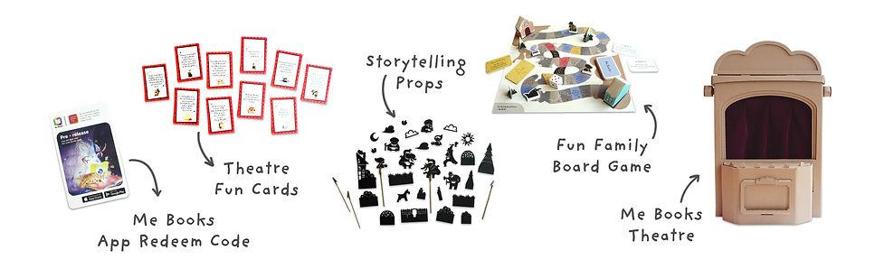 Me Books Theatre Items