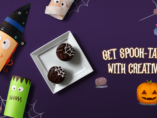 Get Spook-tastic With Creativity