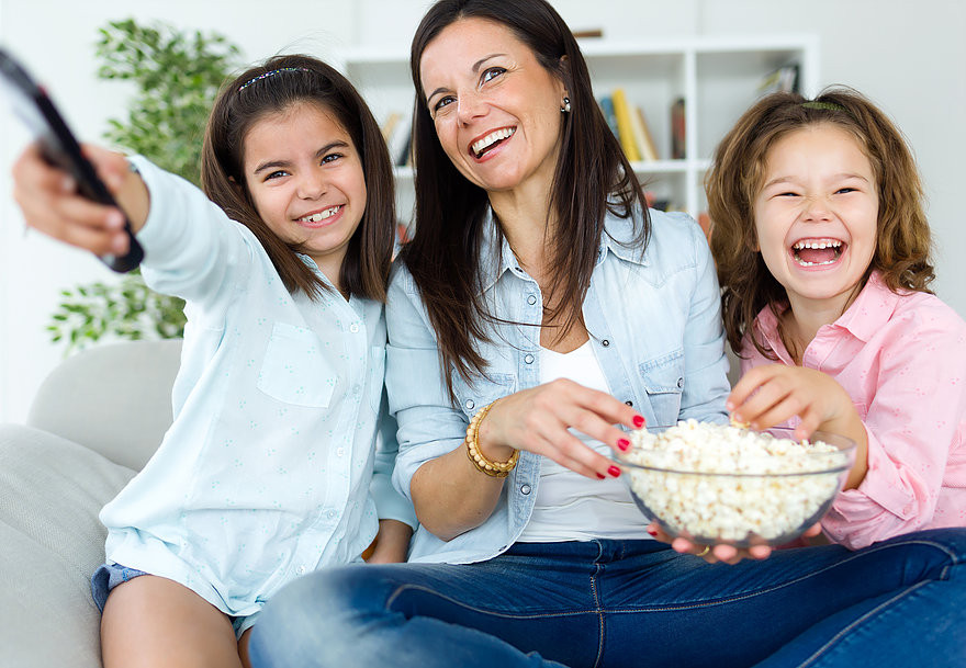 Me Books: Enjoy Family time with funny movies.