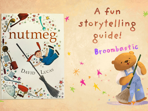 Interactive Storytelling with 'Nutmeg' by David Lucas