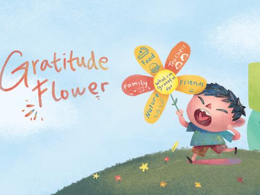 The Gratitude Flowers