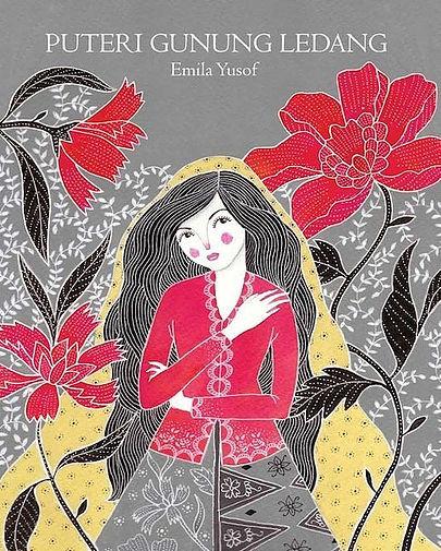 Me Books, Emila Yusof, Puteri Gunung Ledang, Children's Books