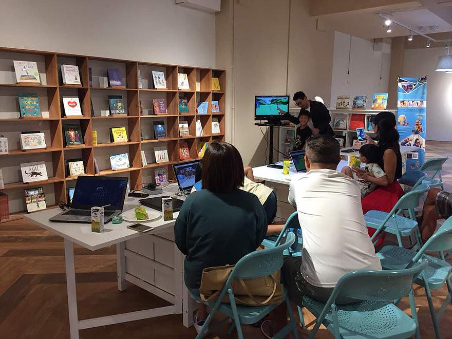 Me Books, Johor, Me Books Nooks, Event, Parenting