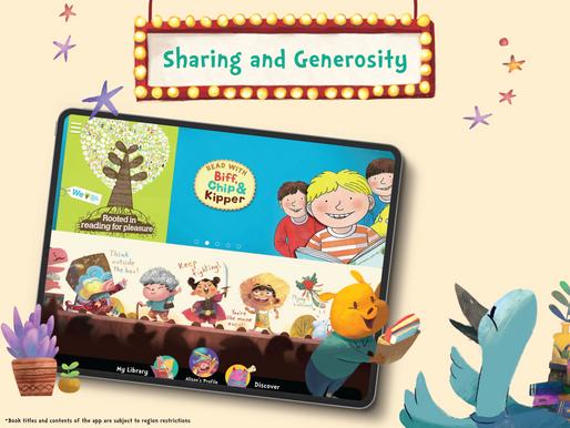 Sharing and Generosity