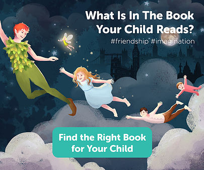 Me Books: Meet just the right books for your child on Me Books.