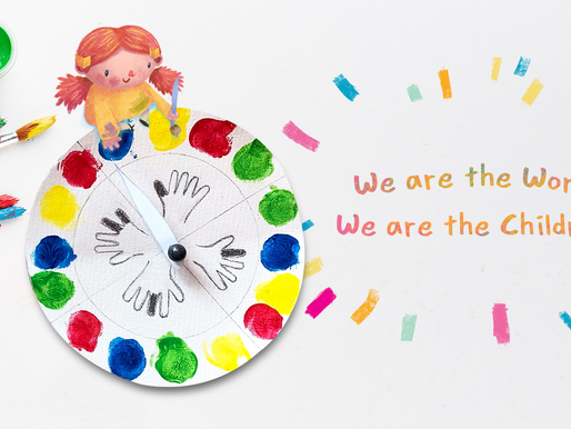 One Minute Easy DIY Children's Day Activity