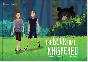 The Bear the Whispered Aesopica Children's Books