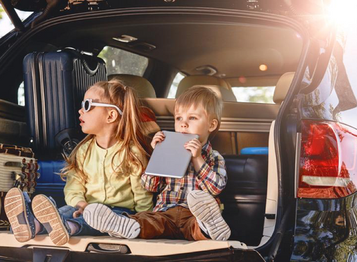 Postmodern Parenting – Parenting ideas on engaging children in long trips to avoid boredom, tantrums