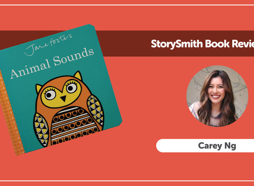 Storytime with Carey Ng:Animal Sounds by Jane Foster